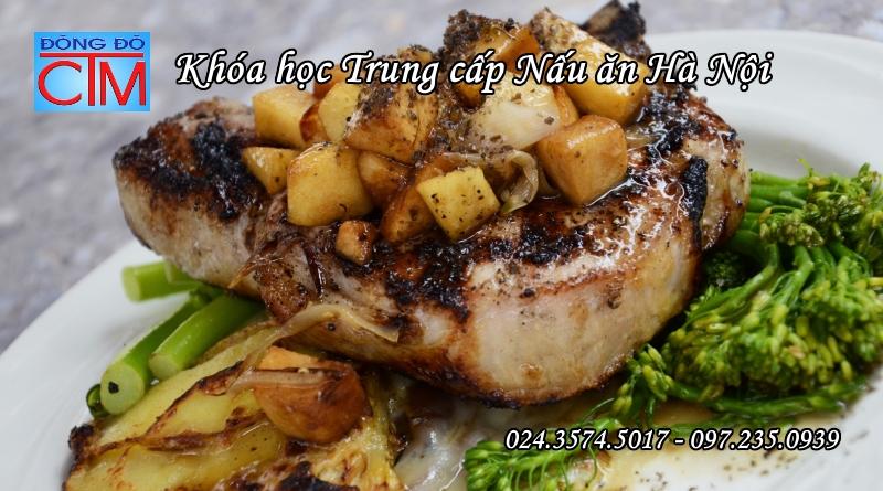 khóa học trung cấp nấu ăn hà nội - Trung cấp Đông Đô - Học Trung cấp