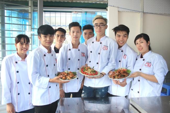 khóa học trung cấp nấu ăn hà nội - học trung cấp