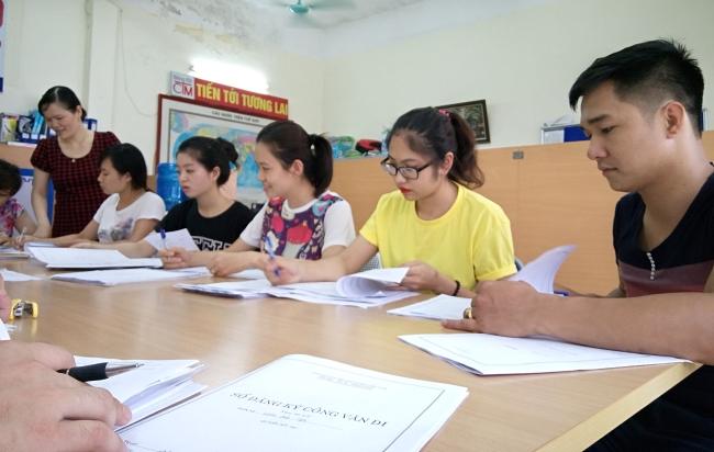 khóa học trung cấp văn thư lưu trữ tại hà nội - Học trung cấp