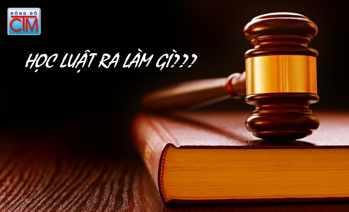 học luật ra làm gì trung cấp đông đô
