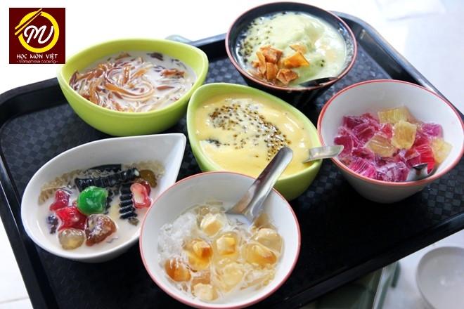 các món chè ngon Việt Nam - Học Món Việt