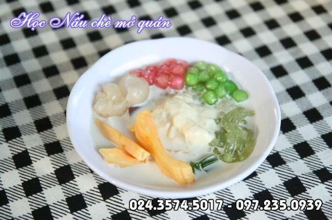 khóa học nấu chè mở quán ảnh 6 tại Học Món Việt