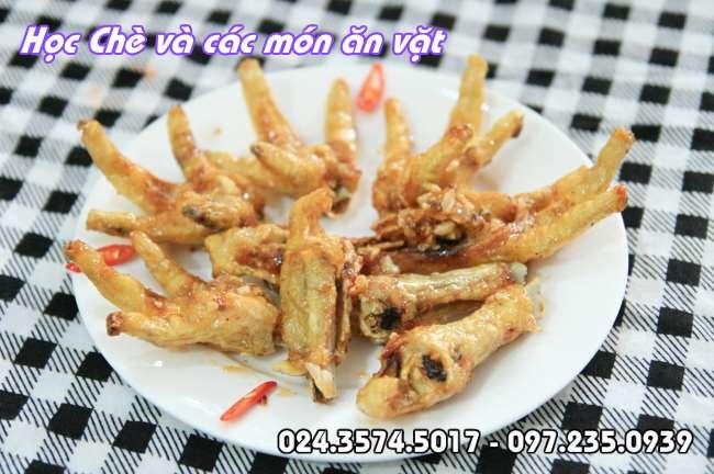 học nấu chè và các món ăn vặt ảnh 2 tại Học Món Việt