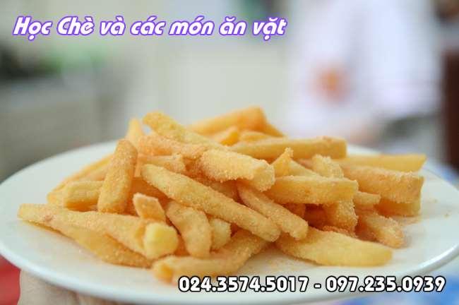 học nấu chè và các món ăn vặt ảnh 6 tại Học Món Việt