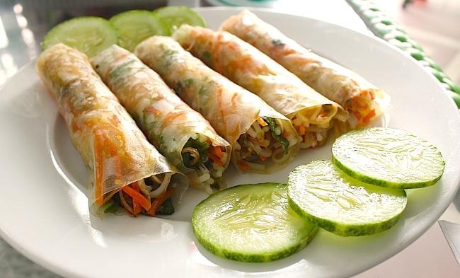 học nấu món ăn chay ngắn hạn - Học Món Việt - Học Trung cấp
