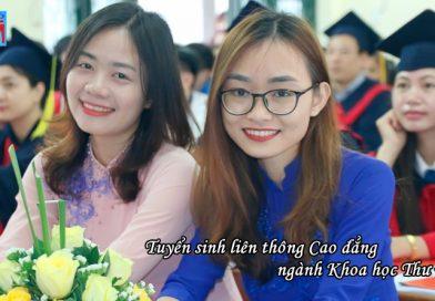 tuyển sinh liên thông cao đẳng ngành khoa học thư viện - Học Trung cấp - Trung cấp Đông Đô
