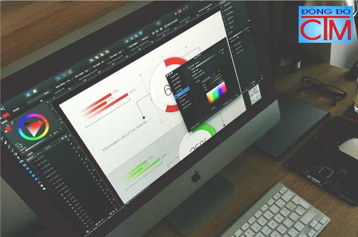 chọn nghề nào trong ngành công nghệ thông tin - thiết kế đồ họa - Học Trung cấp