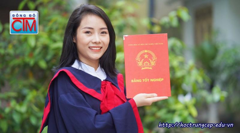 đào tạo chứng chỉ 3 tháng 6 tháng - Học Trung cấp Đông Đô
