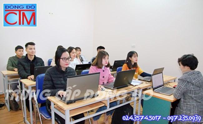 Học Công nghệ thông tin tại trường Trung cấp Đông Đô - Học Trung cấp