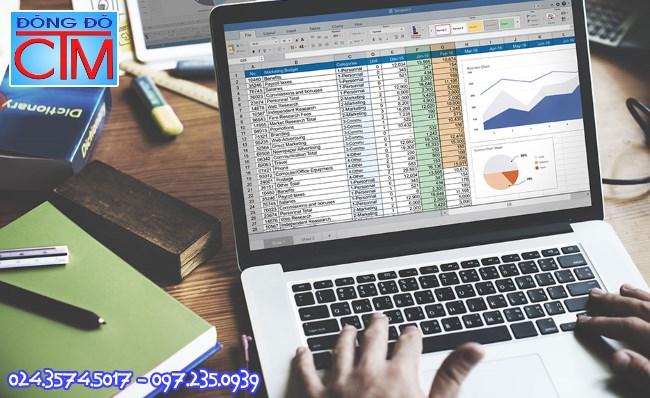 phần mềm kế toán doanh nghiệp - Học Trung cấp