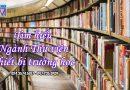 Tìm hiểu ngành Thư viện thiết bị trường học với Học Trung cấp Đông Đô