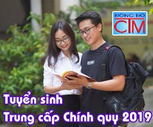 banner sidebar tuyển sinh trung cấp chính quy 2019 học trung cấp Đông Đô
