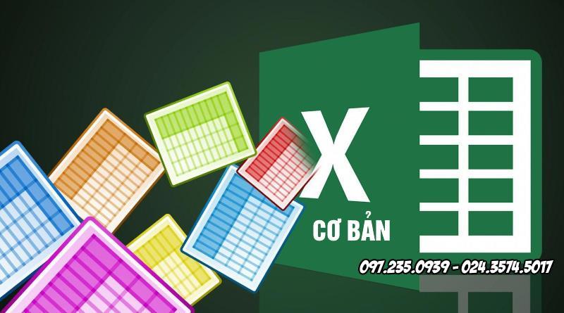 Khóa học Excel cơ bản tin học văn phòng Học Trung cấp