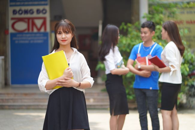 top 5 trường đào tạo công nghệ thông tin tại Hà Nội trường Trung cấp Công nghệ và Quản trị Đông Đô học trung cấp