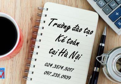 trường đào tạo kế toán uy tín tại Hà Nội học trung cấp Đông Đô
