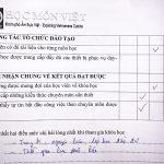 đánh giá của học viên khóa học nấu ăn gia đình 09 tại Học Món Việt