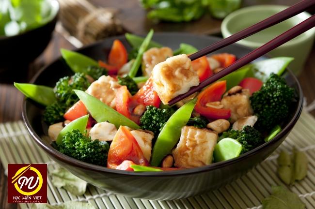 lợi ích của món chay - Học Món Việt - Học Trung cấp
