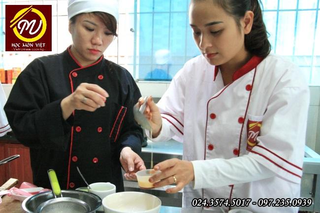 khóa học nấu ăn mở quán: học nấu chè - Học Trung cấp