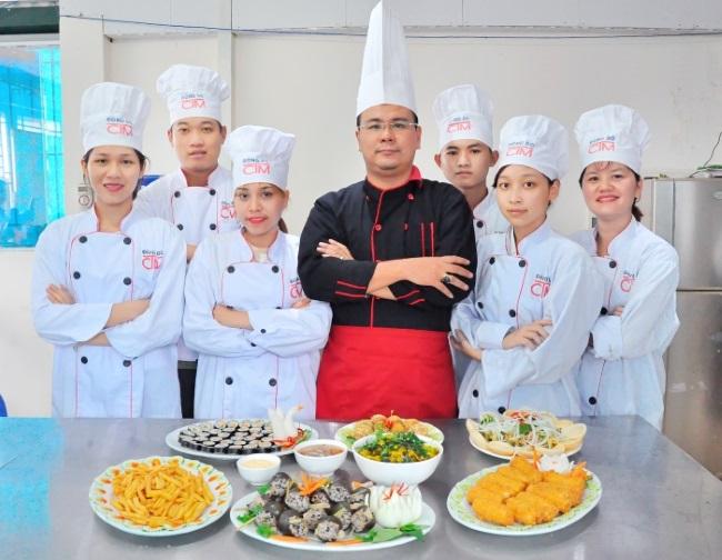 Nấu ăn - ngành học mà học Trung cấp mang lại lợi thế lớn - Học Trung cấp