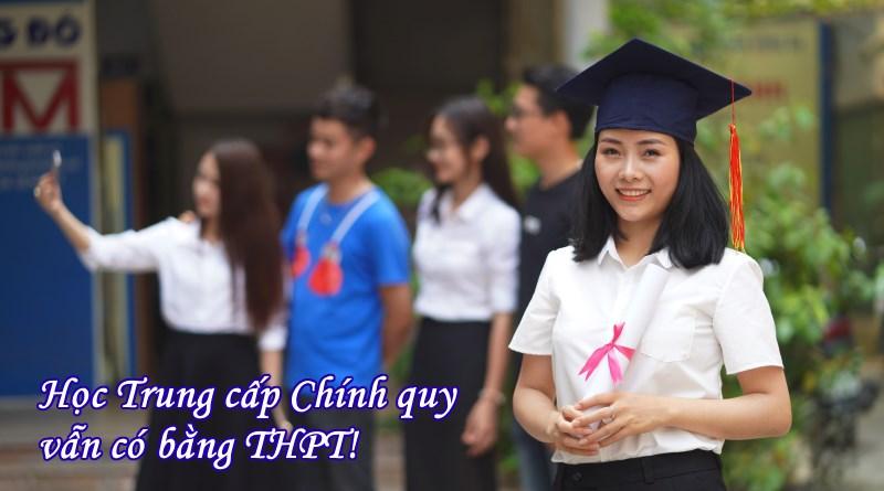 Học Trung cấp Chính quy có bằng THPT - Trung cấp Đông Đô - Học Trung cấp
