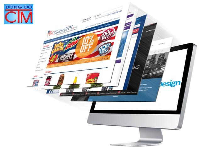 chọn nghề nào trong ngành công nghệ thông tin - thiết kế website - Học Trung cấp