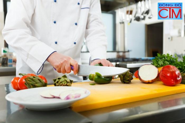 Tại sao nên chọn nghề Nấu ăn - Thu nhập cao - Học Trung cấp