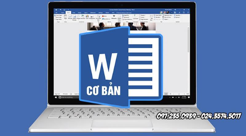 khóa học word cơ bản tin học văn phòng Học Trung cấp