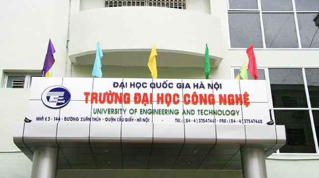 top 5 trường đào tạo công nghệ thông tin tại Hà Nội đại học công nghệ đại học quốc gia hà nội học trung cấp
