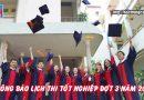 thông báo lịch thi tốt nghiệp đợt 3 năm 2019 trường Trung cấp Công nghệ và Quản trị Đông Đô