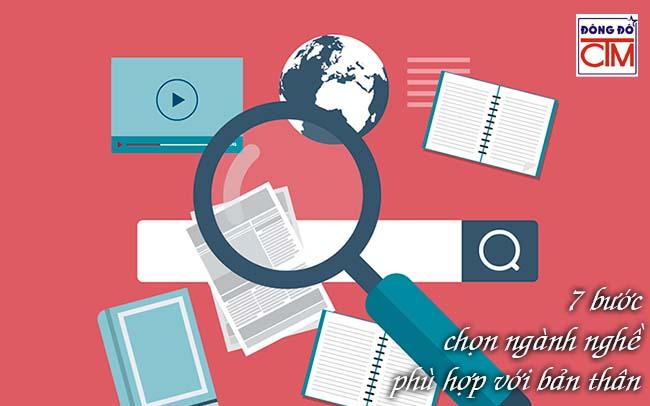 7 bước chọn ngành nghề phù hợp với bản thân ảnh 3 học trung cấp trường Trung cấp Công nghệ và Quản trị Đông Đô