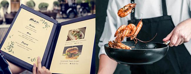 học kỹ thuật chế biến món ăn gồm 2 phần chính học trung cấp công nghệ và quản trị Đông Đô