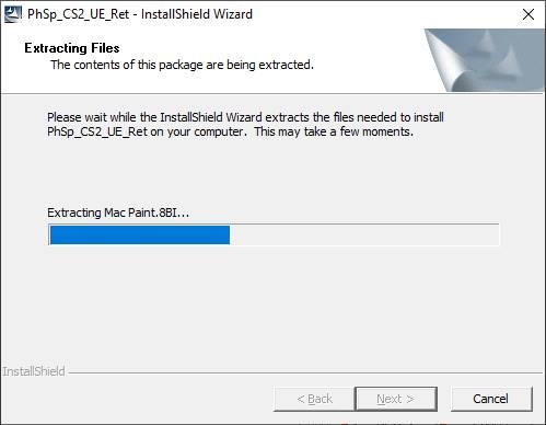 hướng dẫn cài đặt phần mềm Photoshop CS2 05 trường Trung cấp Công nghệ và Quản trị Đông Đô