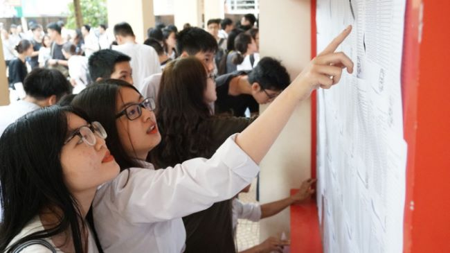 Tra cứu điểm cộng ưu tiên theo đối tượng và khu vực trong tuyển sinh Đại học 2021 ảnh 1