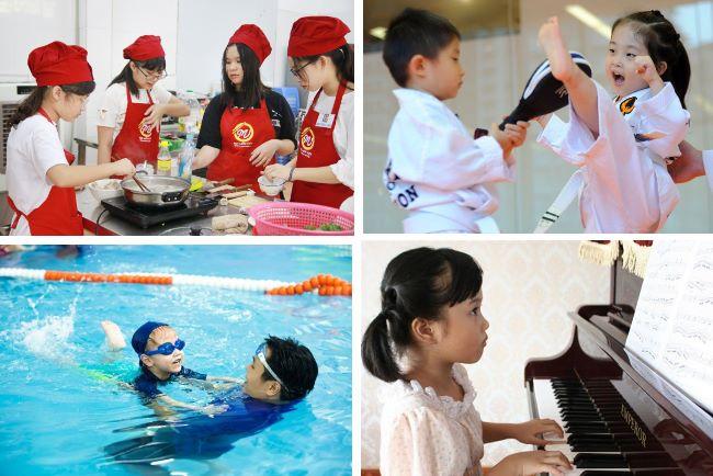 vì sao nên dạy nấu ăn cho trẻ em ảnh 1 tại Học Món Việt
