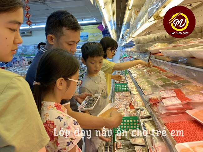 vì sao nên dạy nấu ăn cho trẻ em ảnh 2 tại Học Món Việt