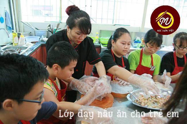 vì sao nên dạy nấu ăn cho trẻ em ảnh 5 tại Học Món Việt