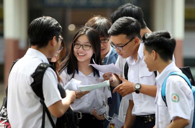 [Chính thức] Hà Nội công bố điểm thi vào lớp 10 năm 2021 ảnh 1 bài viết