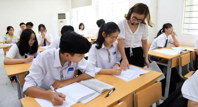 Dự kiến điểm chuẩn vào lớp 10 Hà Nội 2021 sẽ tăng ảnh 1 kỳ thi tuyển sinh lớp 10 2021