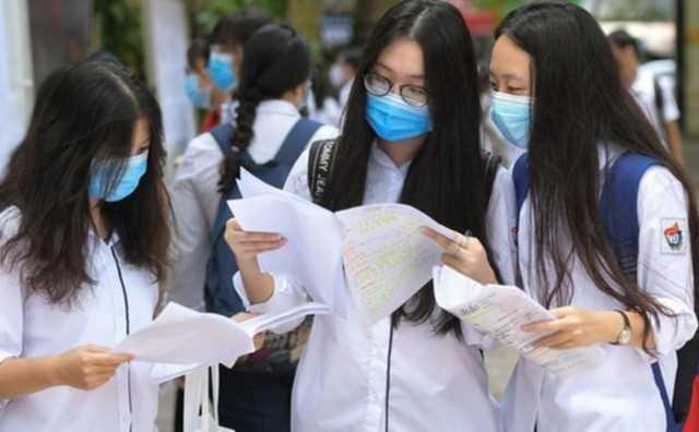 Thời gian công bố điểm thi, điểm chuẩn vào lớp 10 Hà Nội năm 2021 ảnh 1 kỳ thi tuyển sinh lớp 10 2021