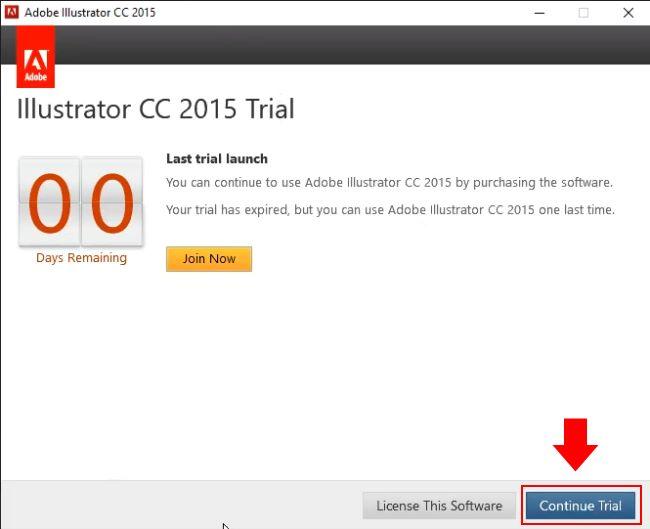 Hướng dẫn cài đặt Adobe Illustrator CC 2005 ảnh 20 trung cấp tin học ứng dụng