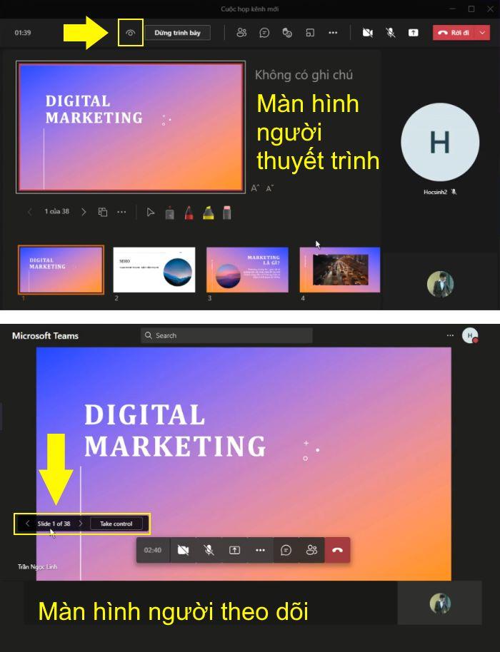 3 cách chia sẻ màn hình trên Microsoft Teams - Ưu điểm và Nhược điểm ảnh 5 bài viết