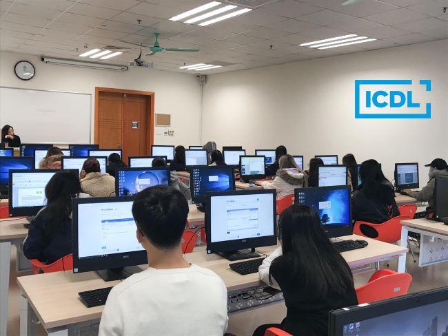 Khoá ôn thi Chứng chỉ tin học quốc tế ICDL ảnh 1 tại IT4Work